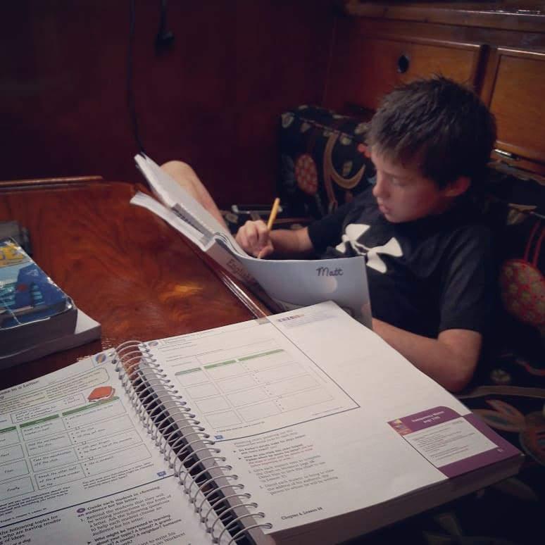 Home/Boat schooling